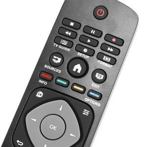 Image 5 - RM L1225 LCD zamiennik pilota do telewizora Smart TV kontroler dla Philips zdalnego 2422 5490 01833 RC1205B RC1683701 RC1683801