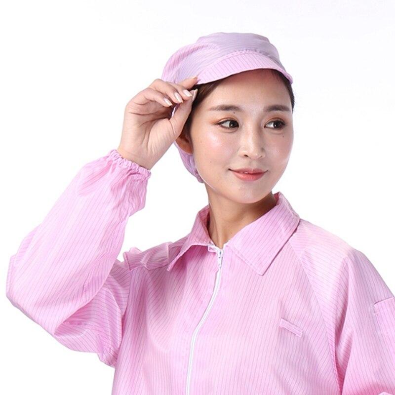 Cafe Bar Kitchen Restaurant Hotel Bakery Chef Uniform Waiter Work Wear Hats Men Women Breathable Workshop Caps