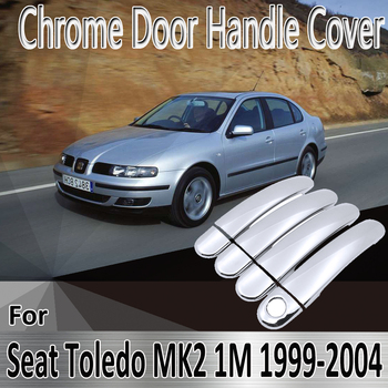 for-seat-toledo-1m-mk2-19992004-2000-2001-2002-styling-stickers-decoration-chrome-door-handle-cover-paint-refit-car-accessories