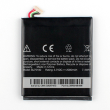 High Capacity Phone Battery For HTC X720d One XC 720T X720d X325E X325S BJ75100 S728E 2000mAh все цены