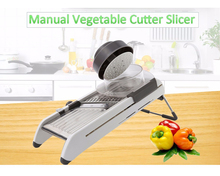 Manual Vegetable Cutter Mandoline Slicer Potato Carrot Grater Julienne Fruit Tools Kitchen Accessories