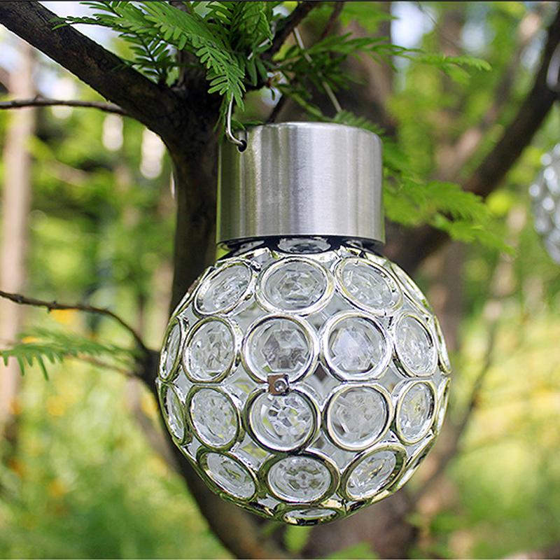 Solar Light Pea Eye Led Chandelier