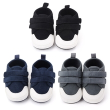 Fashion Baby Boys Shoes Breathable Anti-Slip Toddler Soft So
