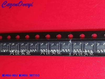 10pcs/lot M3406-ADJ M3406 SOT-153 New Original