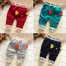 Штаны для малышей; зимние штаны для маленьких мальчиков; брюки с милыми героями мультфильмов и надписями; Pantalones Para Ninos