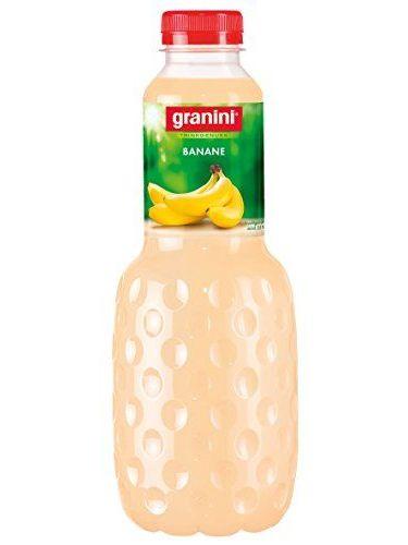 Granini Nettare Banana, 6confezioni (6x 1L Flacone)