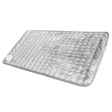 Winter Electric Blanket For Neck Shoulder Abdomen Care Thermostat Heating Pet Mat Sleeping Beds