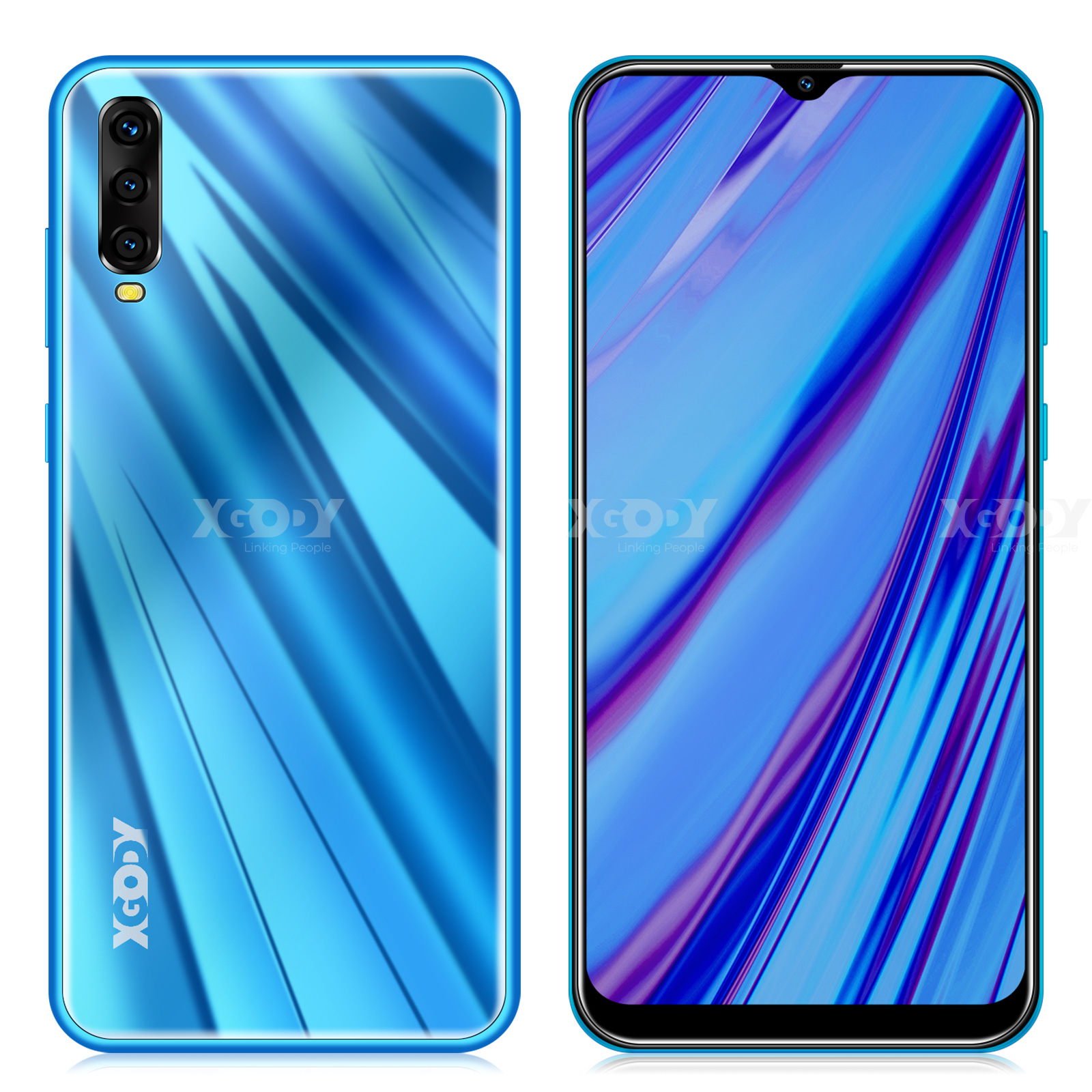 XGODY A90 3G Smartphone 6,53