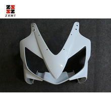 ZXMT UNPAINTED Upper Motorcycle Fairing Front Nose ABS for HONDA CBR 600 F4I 2004-2007 2005 2006 motorcycle abs unpainted front upper fairing cowl nose for suzuki gsxr 600 750 2006 2007 k6