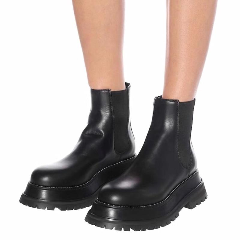 Designer Women's Genuine Leather Shoes