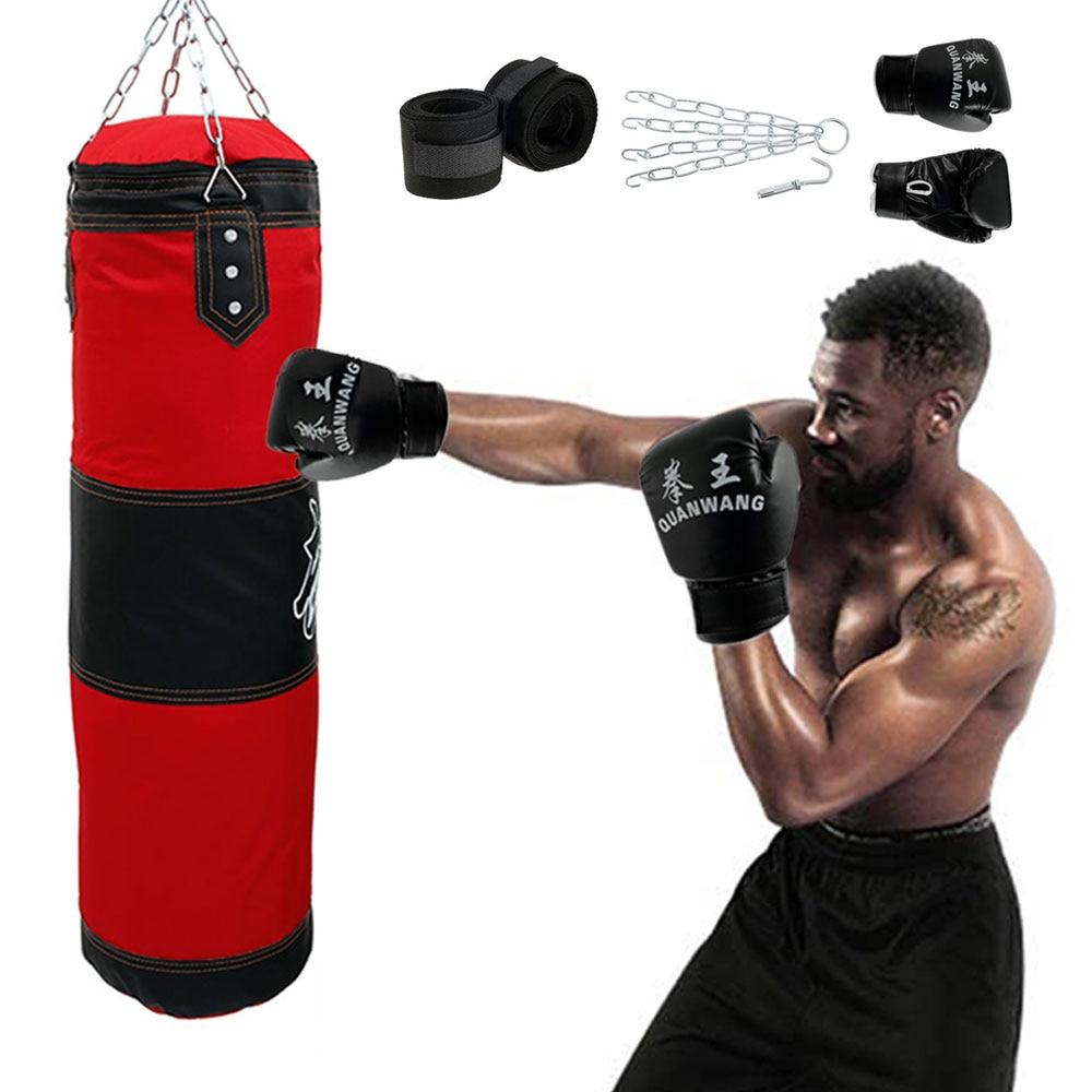 luta karate fitness boxe saco de areia