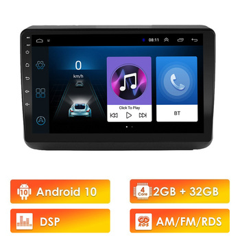 For Jeep Grand Cherokee 2014 2015 2016 2017 Navigation GPS Radio 9 Android 10 DSP RDS 2 Din Car Multimedia Player Auto Stereo image
