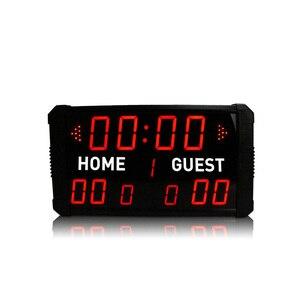 Image 1 - Marcador Led marcador electrónico digital portátil de escritorio para deportes