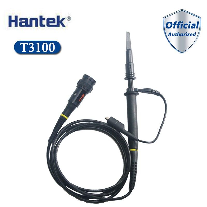 Hantek T3100 haute qualité Original Oscilloscope haute tension x100 sonde 2500V 100MHz
