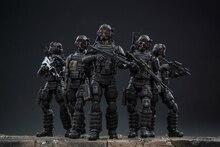 JOYTOY 1:18 action figure US Army airborne Corps soldato figure giocattoli di modello per il regalo del bambino di trasporto libero