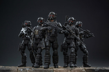 JOYTOY 1:18 figurki US Army airborne Corps figurka żołnierza zabawki modele dla dziecka prezent darmowa wysyłka