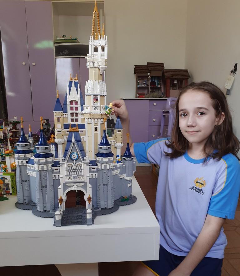 16008 Cinderella Princess Castle City Set Building Blocks Bricks Kids DIY Compatible Lepining 71040 Toys Birthday Christmas Gift