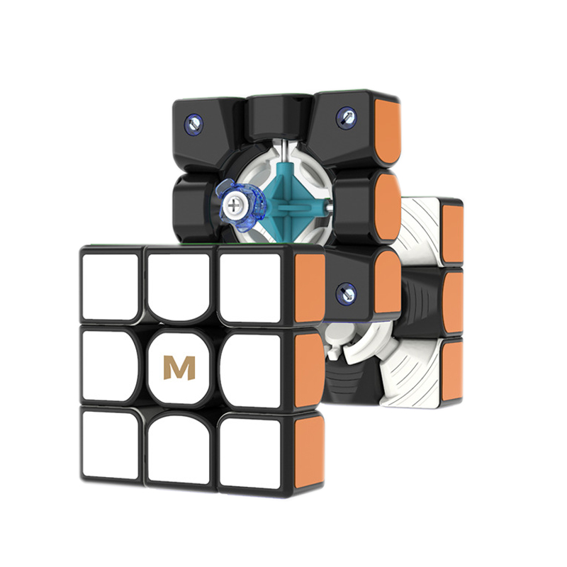 Yongjun YJ MGC3 Elite 3x3x3 M Magnetic Puzzle Magic Cube Professional Speed 3x3 Cubo Magico Educational Cubes Toys For Children