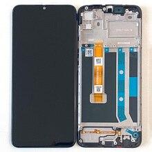 """6.52 """"המקורי M & סן עבור Oppo A15 LCD תצוגת מסך + מגע פנל מסך Digitizer עם מסגרת OPPO a15S CPH2185 LCD תצוגה"""
