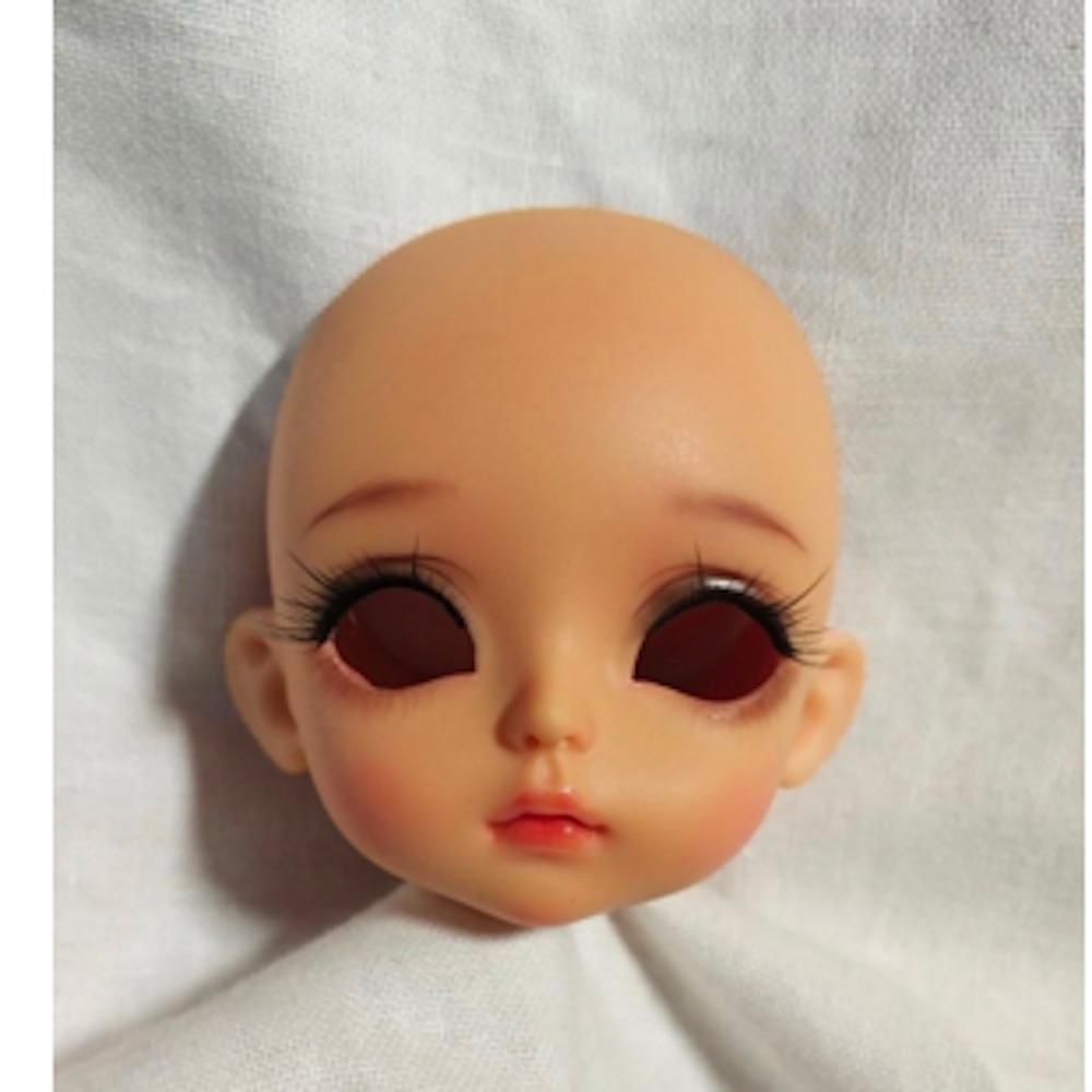 AoaoMeow BJD Not A Head Just Makeup Face Up