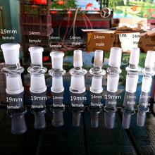 14/19mm Glass Hookah Shisha Release Valve Hookah Air Valve Accessories