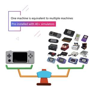 Image 5 - ハンドヘルドビデオゲームコンソールラズベリーパイレトロCM3ミニポータブルゲームプレーヤープリインストールretropie 45シミュレータ15000 + ゲーム