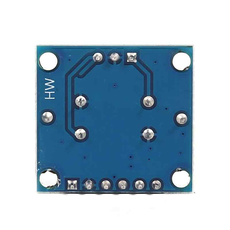 Amplificador de áudio PAM8406 5Wx2 2 Forma Estéreo Digital Amplificador de Som Tom de Alta Potência Placa Amplificador de Volume Potenciômetro