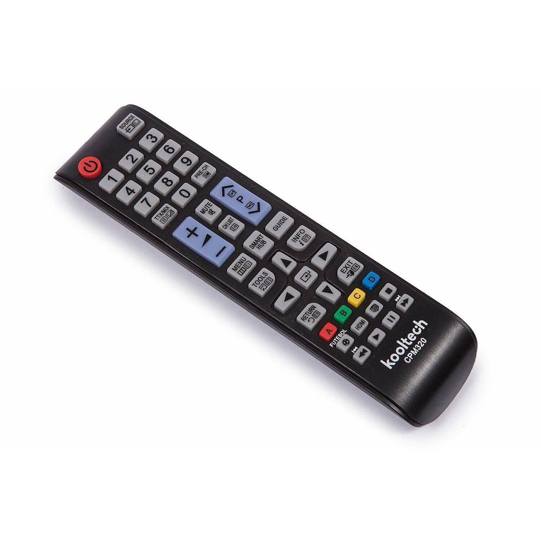 Mando A Distancia TV Compatible Con Televisores Samsung LCD LED Plasma Kooltech