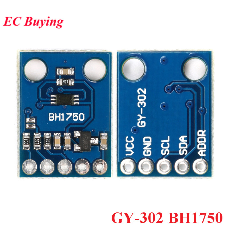 GY-302 BH1750 BH1750FVI модуль интенсивности света освещения для Arduino DC 3 V-5 V GY302 модуль датчика