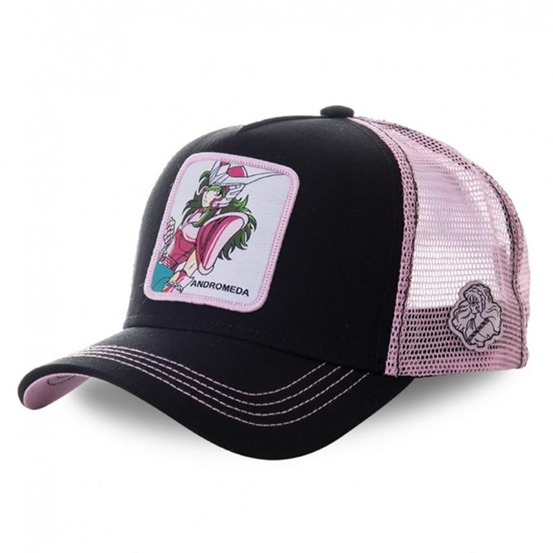 capslab-saint-seiya-andromeda-black-and-pink-cap