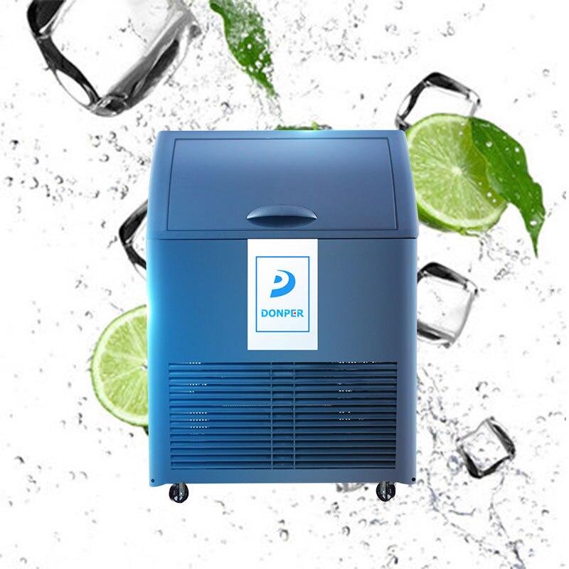 220V Adjustable Thickness Ice Machine Electric Ice Machine Commercial Automatic Ice Machine Bar Coffee Shop Tea Shop Ice Machine