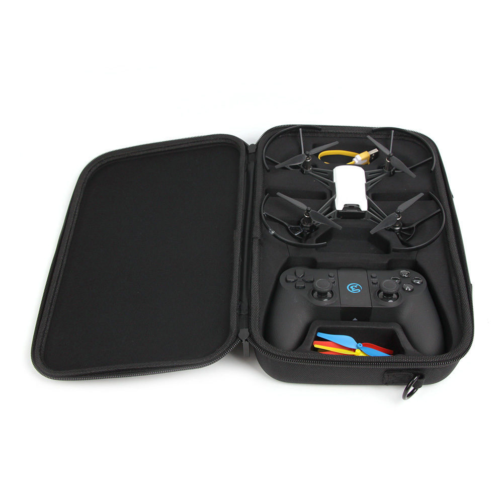 Portable Bag EVA Carrying Case For Ryze Tello Wifi Drone Battery Cable Storage Case Handbag Waterproof Box Protector 310*208*76