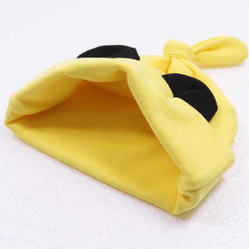 מוצק 15 צבע בתוספת גודל עבור תינוק 1-10 שנות ילדי כובעי אביב קיץ סתיו בני בנות כובעי ילדים כותנה בימס ללבוש כורכת