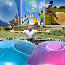120cm Big Bubble Ball My First Happy Birthday Decoration Kids Baby Boy Girl Adult Sweet 16 Party Decor Water balloon Supplies