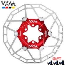 Vxm велосипедный дисковый тормоз плавающие роторные колодки