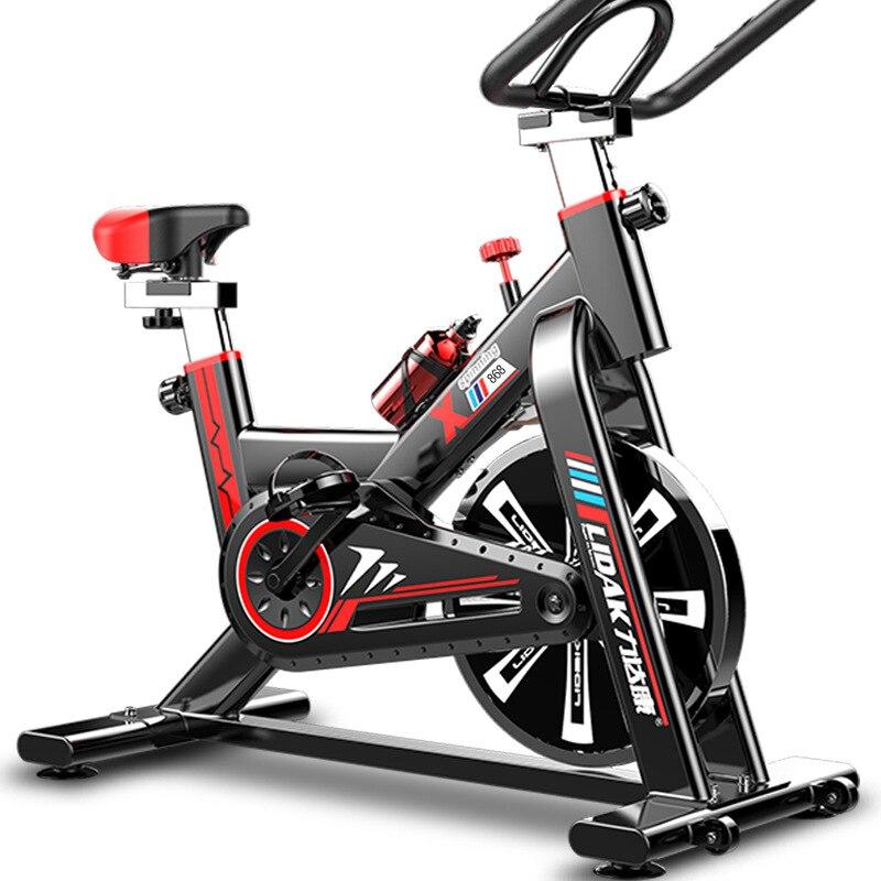 Super muet équipement de cyclisme salle de sport intérieure dynamique vélo ménage exercice vélo rotation vélo formation équipement de Fitness à domicile