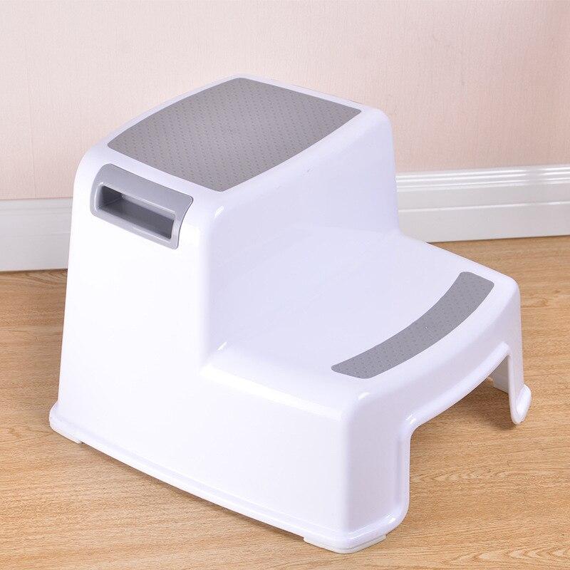 Детский табурет для унитаза для ног, детский табурет для мытья, детский табурет для ванной, нескользящий стул для ступеньки