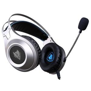 Image 3 - NUBWO N2 PS4 אוזניות בס קסדה משחקי אוזניות אוזניות עם מיקרופון מיקרופון למחשב גיימר/Nintendo מתג/חדש xbox אחד/טלפון