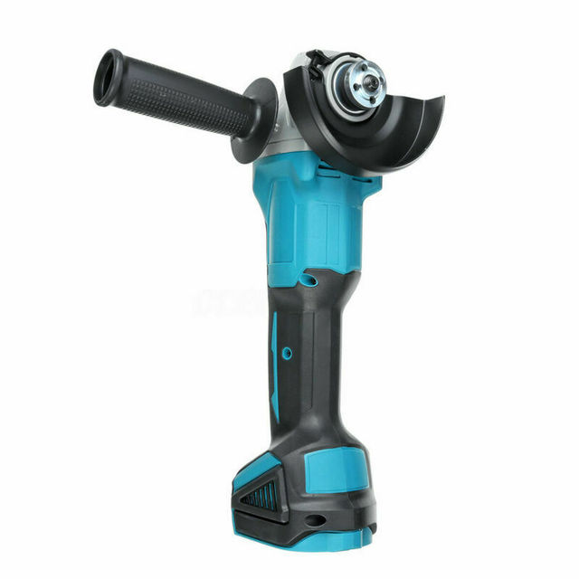 $ US $52.77 Multi-function Polisher For 18V Makita Battery 800W 125mm Brushless Angle Grinder Power Tools Polishing Machine Without Battery