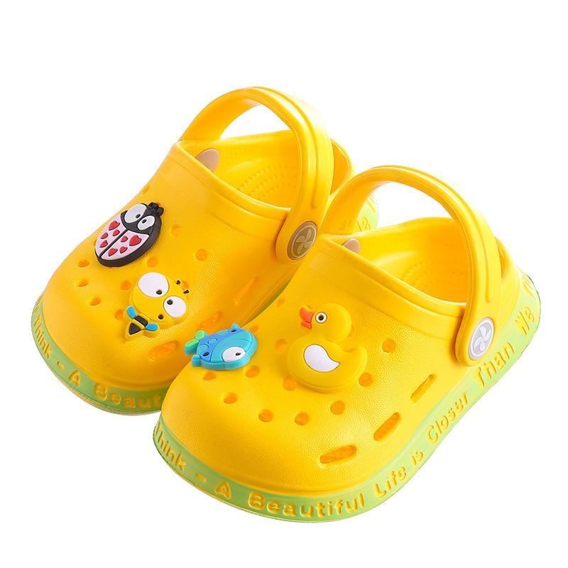 Kids Sandals Baby Girls Boys Crocs