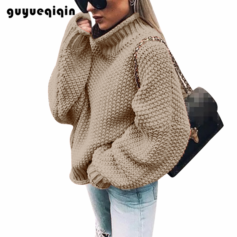 turtleneck sweater women 2019 winter clothes oversized ugly christmas