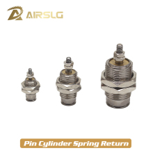SMC type Pin Cylinder CJPB bore 6mm 10mm 15mm stroke 5 10  Single Acting Spring Return miniature cylinder CJPB6-5 CJPB10-10