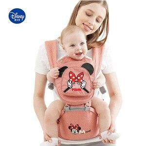 Mochila bolsa de transporte para bebé de Disney, paquete de canguro para bebé, accesorios de Disney, correa para cochecito de bebé, eslinga frontal multifunción