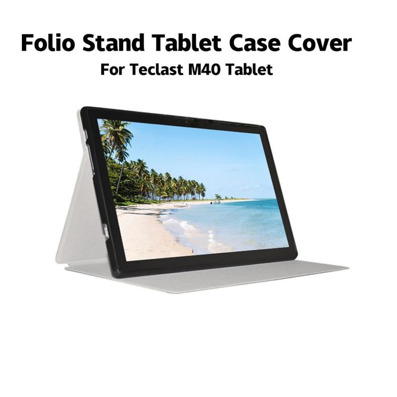 Funda con soporte para tableta Teclast M40, cubierta protectora de alta calidad, ajustada y antideslizante