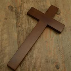 Христианские настенные Висячие простые искренние Иисус католический крест на алтаре Санта Круз Иисус Христос настенные кресты