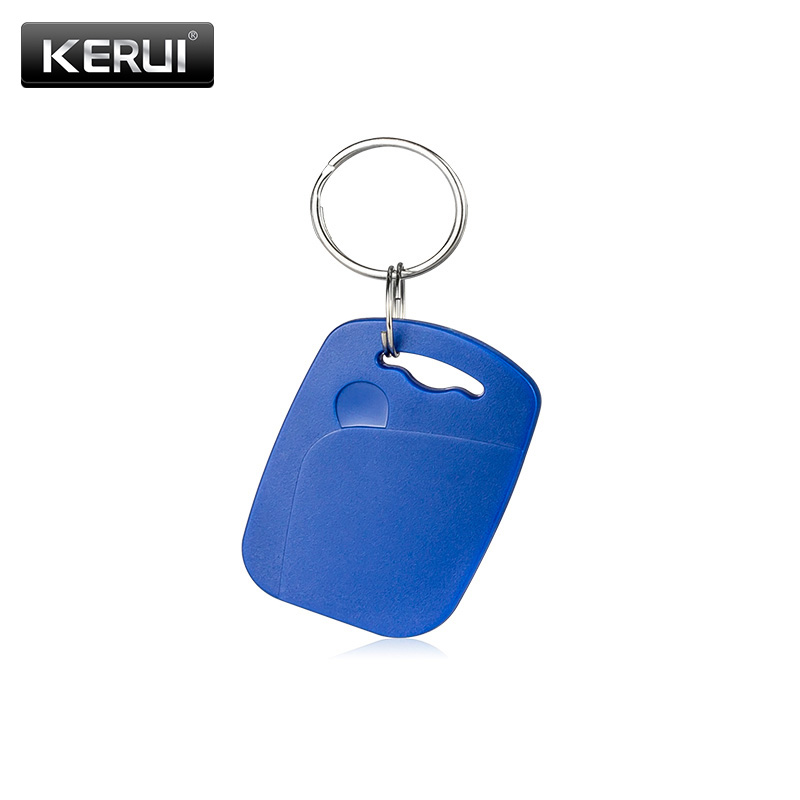 KERUI RFID Card Disarm Arm For W20 G19 W193 W2 Home Security Alarm System K16 Password Number Keypad