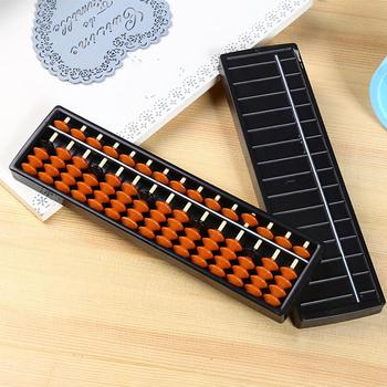 Chinese Abacus Arithmetic Soroban 13 Digits Kids Maths Toys Calculating Tool Chinese Abacus Toy Soroban Japanese Abacus Soroban