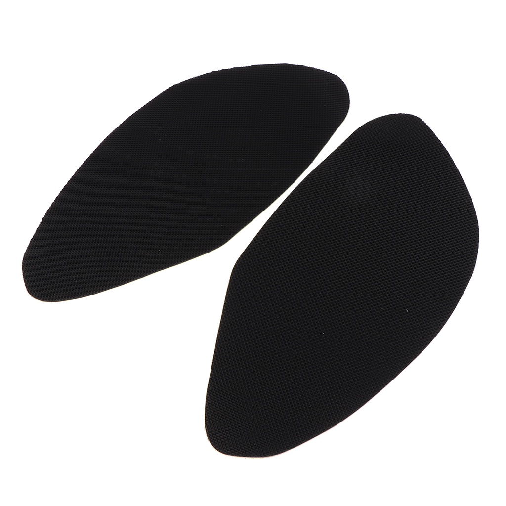 Set Of 2 Tank Traction Pad Side Grip Protection Pad Sticker For Suzuki GSXR