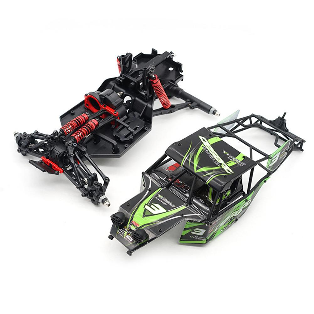 RCtown Remote Control Car Frame Suitable For Feiyue FY03 1:12