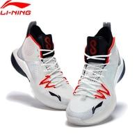 Li Ning Men SONIC VIII Professional Basketball Shoes LIGHT FOAM Cushion LiNing li ning Sport Shoes Sneakers ABAQ025 XYL311